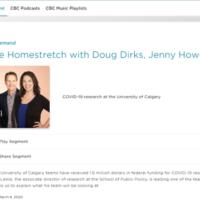 CBC Homestretch