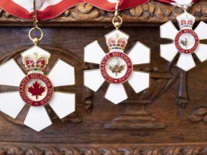 Order of Canada Insignia