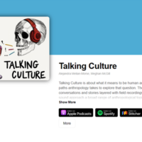 Talking Culture Podcast